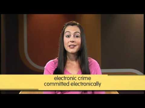 Study English - Series 1, Episode 1: Electronic Crime