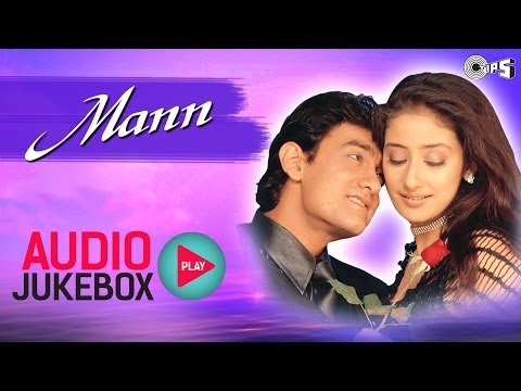 Mann Jukebox  Full Album Songs  Aamir, Manisha, Sanjeev Darshan