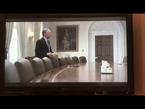 House of Cards: Frank pushes America Works