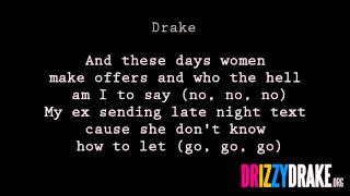 Drake - Lust for Life Lyrics [Video]