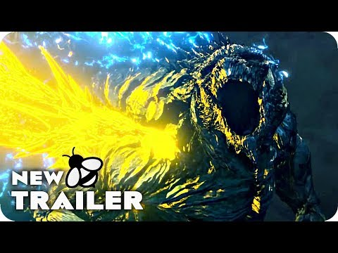 Godzilla: The Planet Eater Trailer (2018) Godzilla Anime Movie
