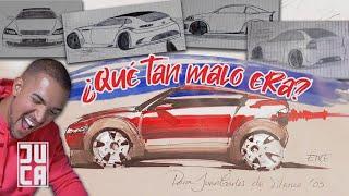 ASÍ DIBUJABA AUTOS EN SECUNDARIA!!!