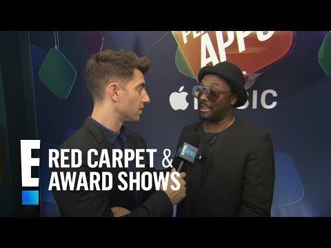 Will.i.am Speaks On Fergie's New Solo Project | E! Red Carpet & Award Shows