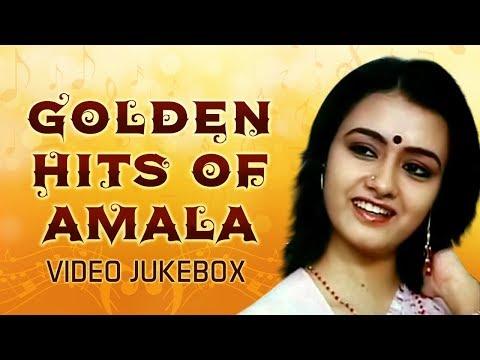 Golden Hits of Amala   Video Jukebox   Amala Tamil Hit Songs   Ilayaraja   Pyramid Glitz Music