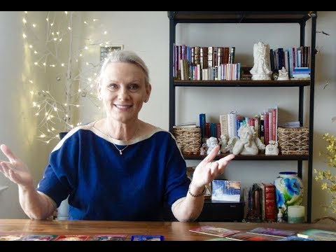 Scorpio in 2018 + January 2018: Angel Card Reading With Grace
