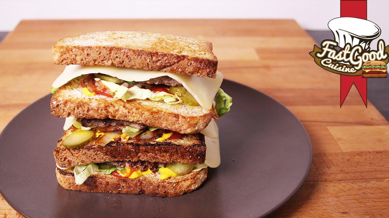Sandwich hummer h3