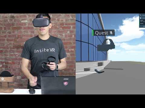 BIM 360 To Oculus Quest In 2 Minutes