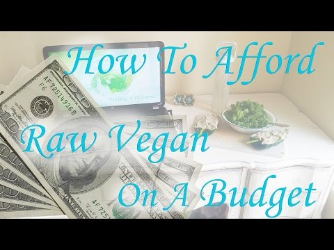 Day 20 ~ How To Afford Raw Vegan On A Budget ~ Fort Worth Gardening Tips