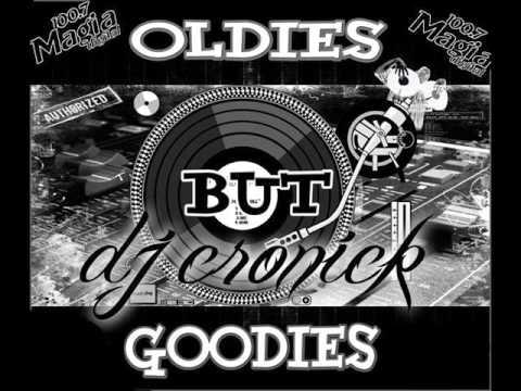 oldies but goodies mix by dj cronick cd juarez