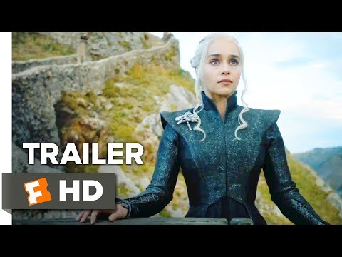 Game of Thrones Season 7 Comic-Con Trailer (2017) | TV Trailer | Movieclips Trailers
