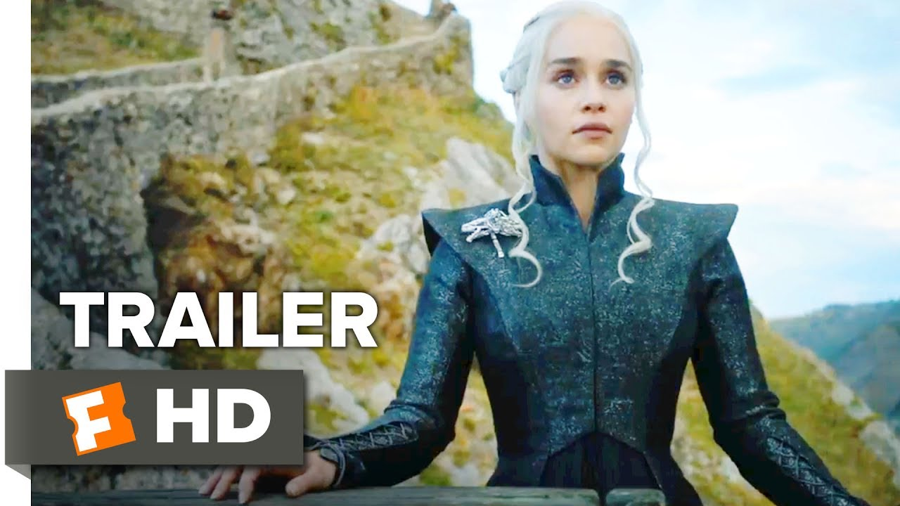Game of Thrones Season 7 Comic-Con Trailer (2017) | TV Trailer | Movieclips Trailers