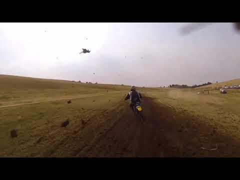 rattlers run open age moto 1. on a yamaha mx360
