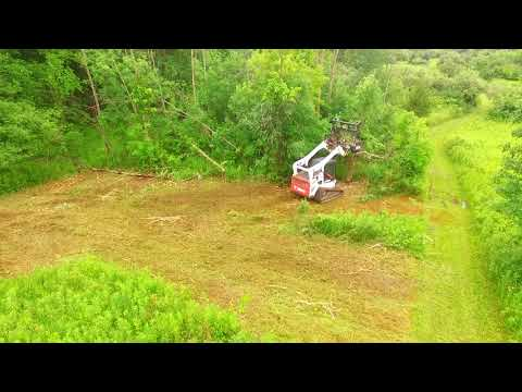 ACTC Services LLC. Glossop Forestry Job during2