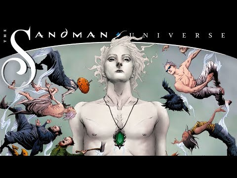 SANDMAN UNIVERSE Expands Starting Today!