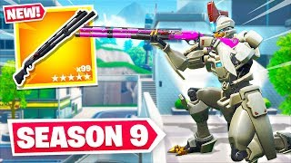 SEASON 9 vs BOT YOUTUBERS *NEW* Fortnite Battle Royale