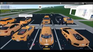 Everyone's a taxi! - Greenville Taxi RP - Roblox