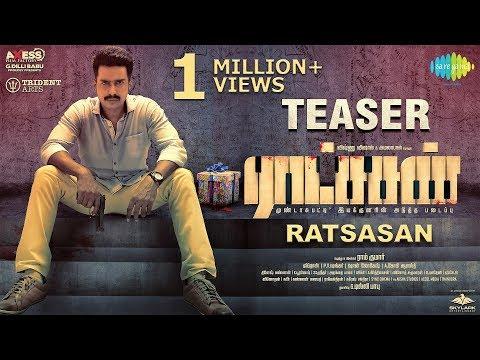 Ratsasan - Official Teaser | ராட்சசன் | Vishnu Vishal, Amala Paul | Ramkumar | Ghibran |G.Dilli Babu