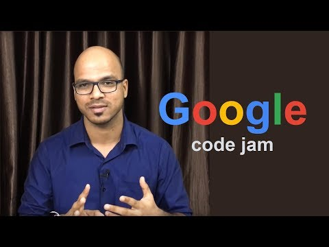 How to get a Job at Google? | Code Jam 2017