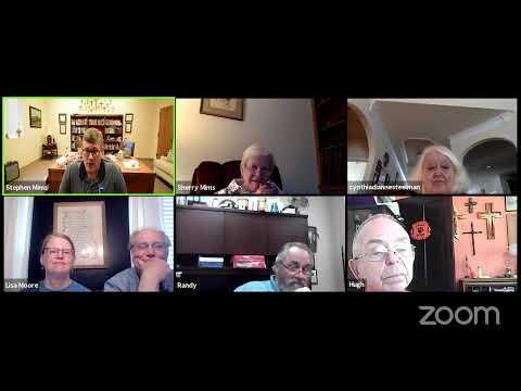 Bible Study (Romans 1) May 11, 2021