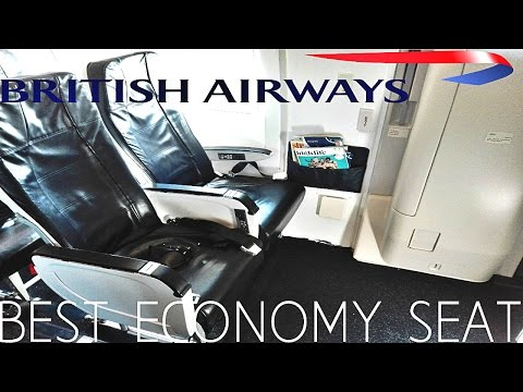 British Airways EURO TRAVELLER London to Stockholm|Boeing 767-300ER