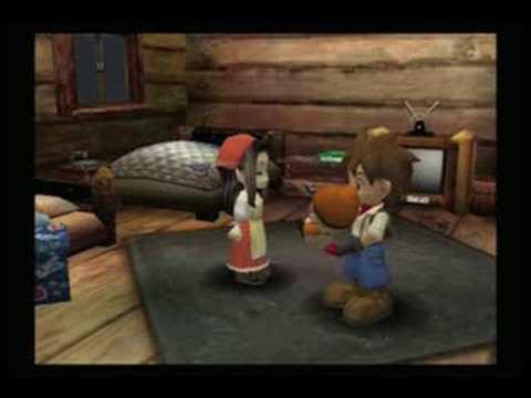 Harvest Moon 64 Married Life - Popuri | FunnyCat TV