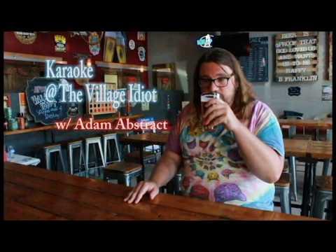 Abstract Karaoke at the Village Idiot