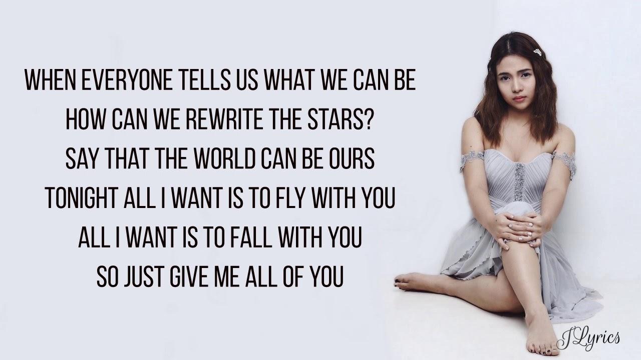 Rewrite akg lyrics translation