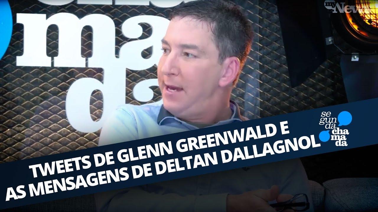 Amelinha Lilith tweets de glenn greenwald e as mensagens de deltan dallagnol