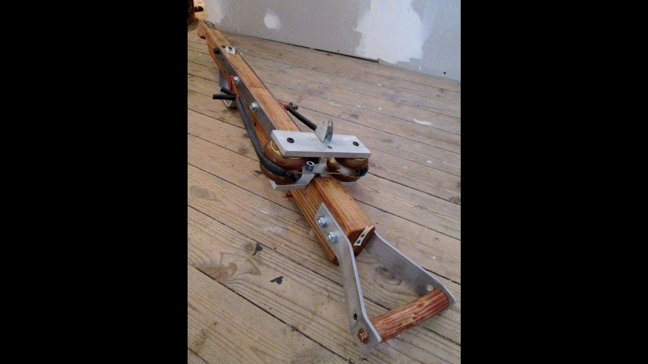 How Make Homemade Crossbow