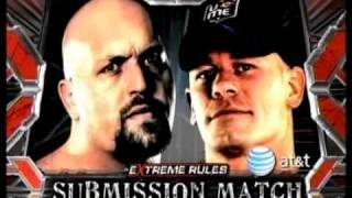 Extreme Rules 2009 John Cena vs Big Show [PROMO]