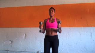 Toned Arms in 5 minutes - Black Girl Slim