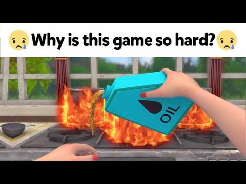 Why Are These Games So Hard? 😢