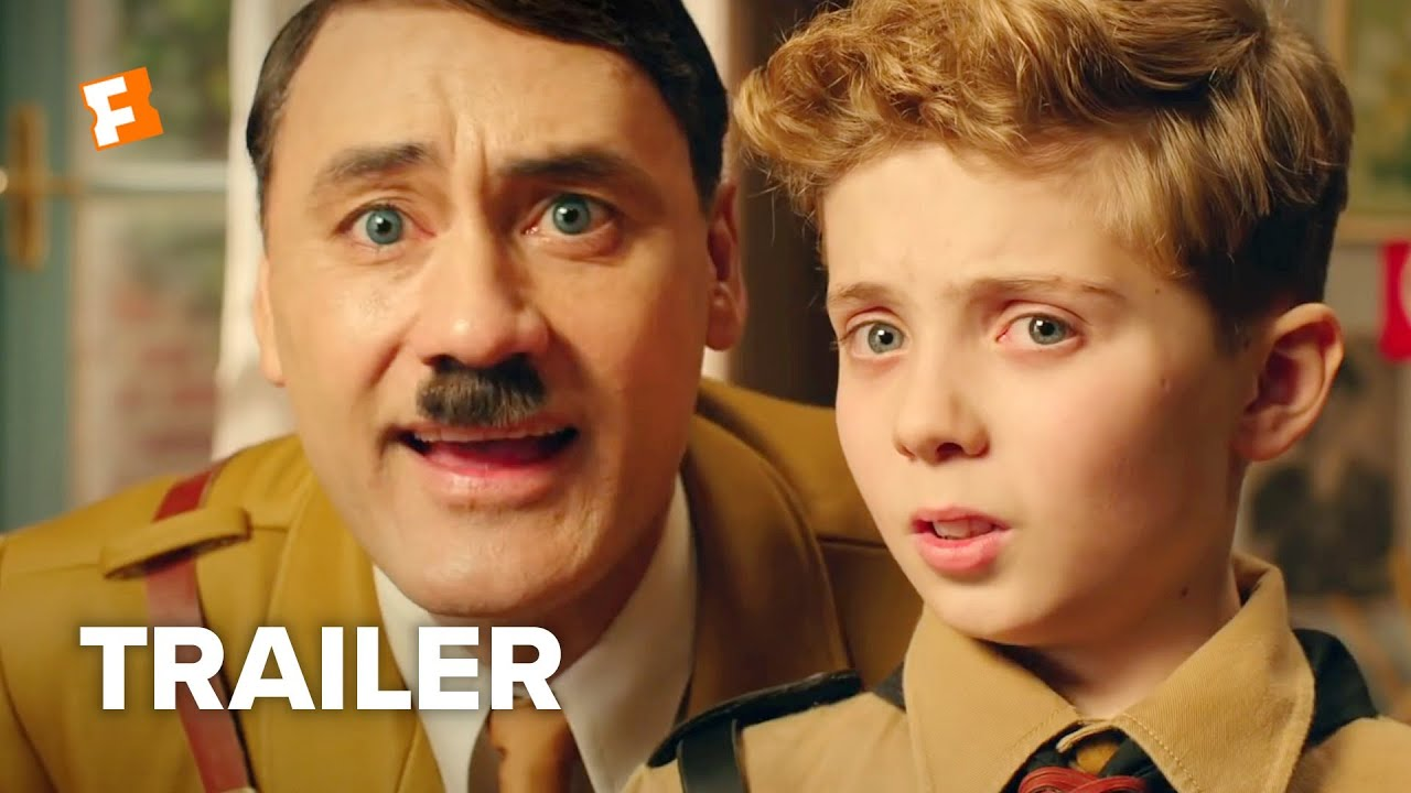 Jojo Rabbit Trailer >> Jojo Rabbit Trailer 1 2019 Movieclips Trailers