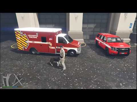 LSPDFR Wilderness Callouts Season Finale feat. 2 New Fire/EMS Vehicles & Caruso Productions Promo