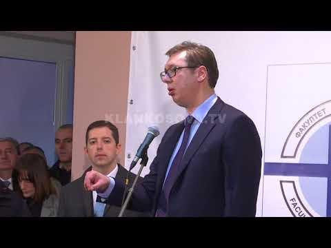 Vuçiq: Prishtina përgjegjëse për veriun, jo Serbia - 20.01.2018 - Klan Kosova