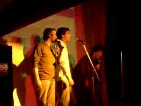 Karaoke in Buenos Aires