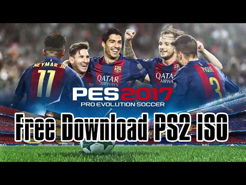 pes 2017 ps2 download iso ita
