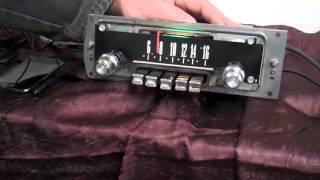 1966 Ford Galaxie Original AM radio