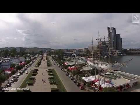 Gdynia - miasto z morza