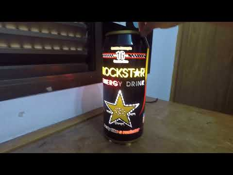 Luminária Rotativa da Rockstar!!