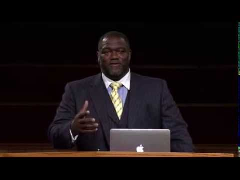 Is Gay the New Black? Voddie Baucham - Unlocking the Mysteries of Genesis