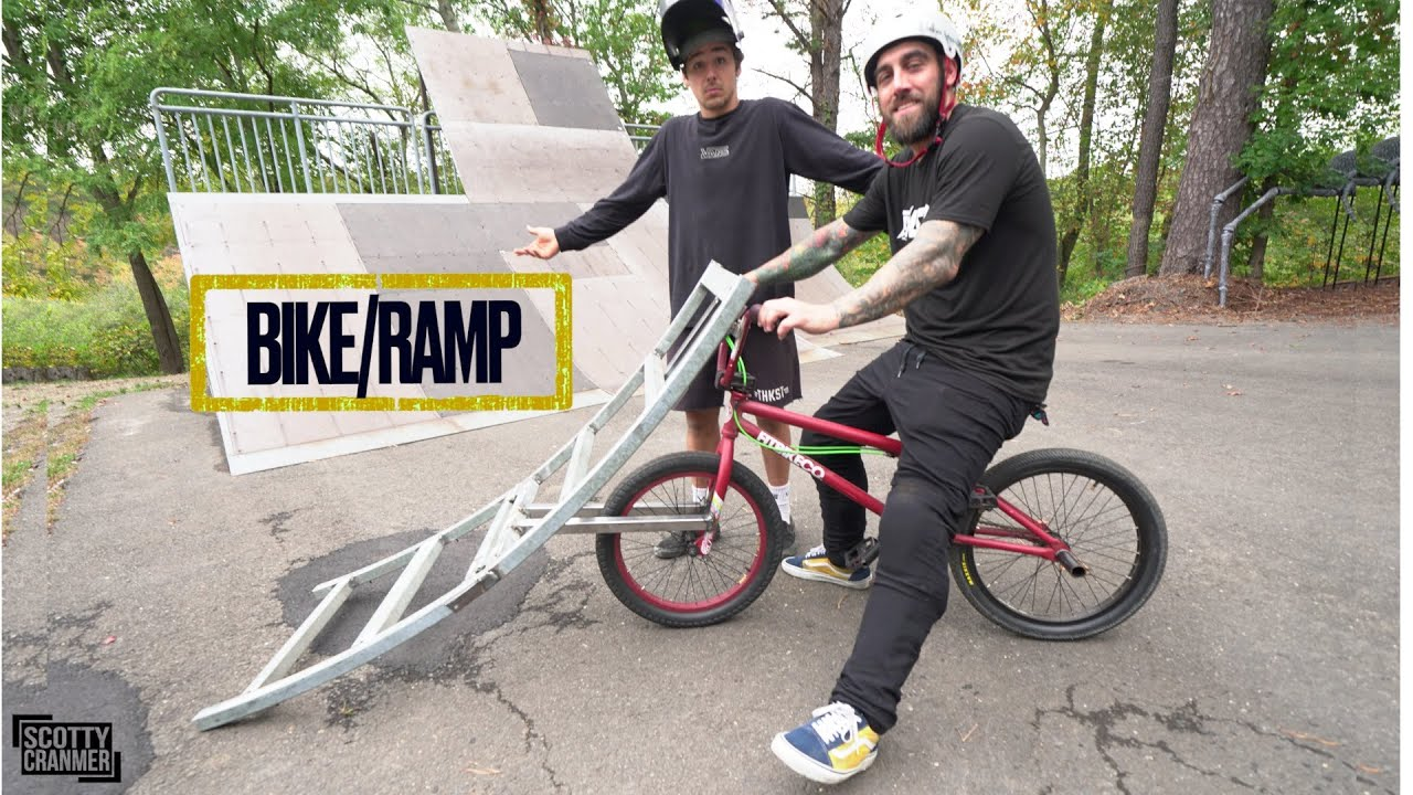 Download The Bike Ramp Is Becoming A Nightmare! Pt. 3