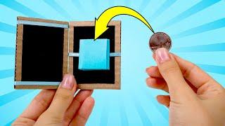 Made To Amaze | DIY Magic Box From Cardboard