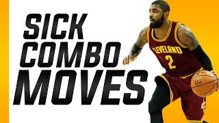 Sick In and Out Crossover COMBOS: Basketball Crossover Moves