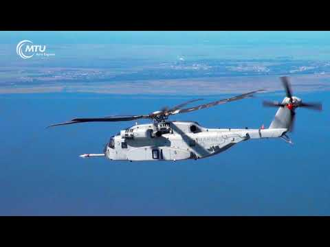CH-53K: The game changer among heavy lift helicopters