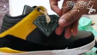 Unboxing TrukFit Varsity Jacket & Diamond Supply Marquise Shoes- Thug Trick Imports