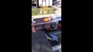 FDNY HD - Brand New Engine 54 Responding on W.44th St