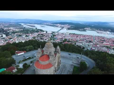 Viana Do Castelo (HD film drone)