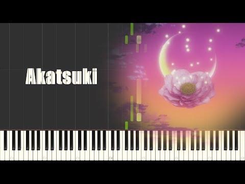 Akatsuki no Yona Ending 2 - Akatsuki (Piano Synthesia)