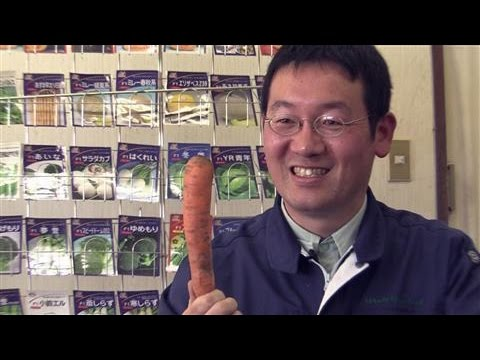 Meet the Would-Be 'Carrot King'